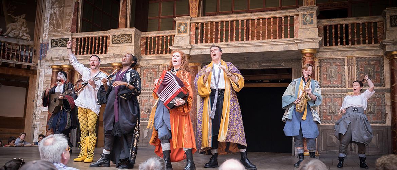 Shakespeare's Globe return to Pontio Bangor