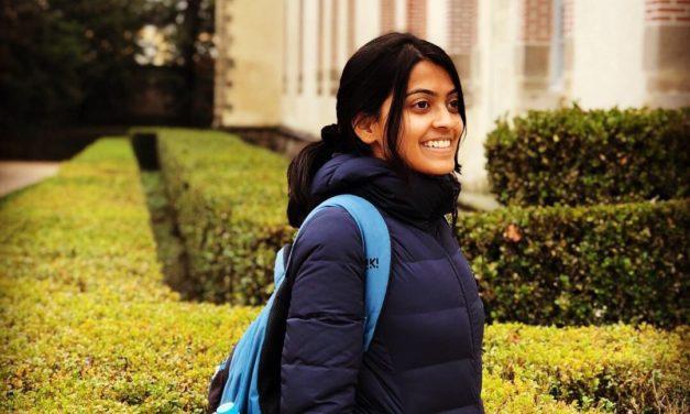 Bangor University Student 'dances' her PhD for international competition