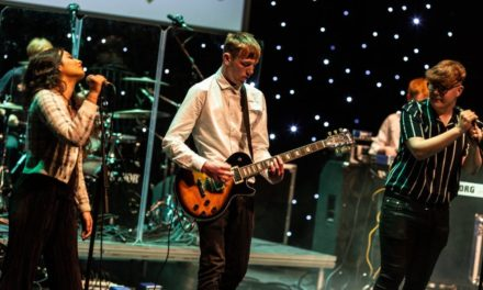 Wales' top young creative talent descends on Bangor