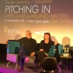 Full house enjoys Pontio Premiere of 'Pitching In'