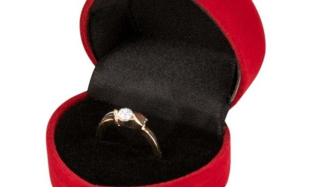 Poundland launch 'Bling Rings' for Valentine's Day