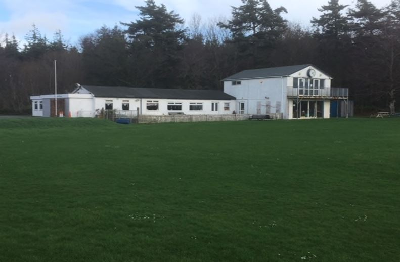 Bangor Cricket Club apply to build new clubhouse