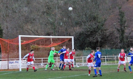 Bangor youngsters lose out to Gresford