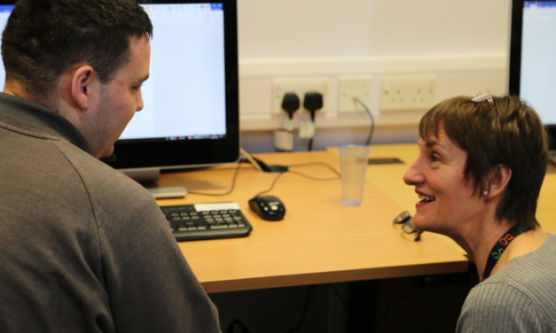 'Project Search' helps young people into work