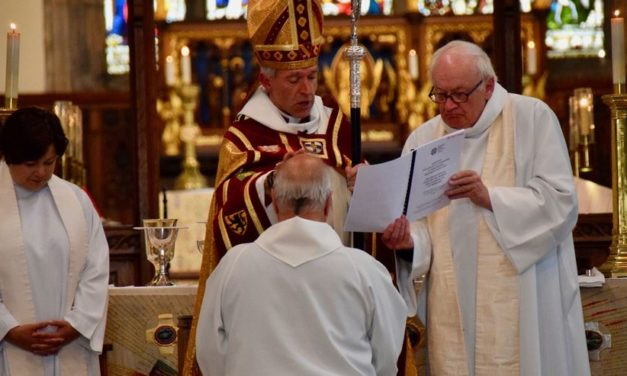 Bishop of Bangor: 'Allow Same Sex Couples to Marry in Church'