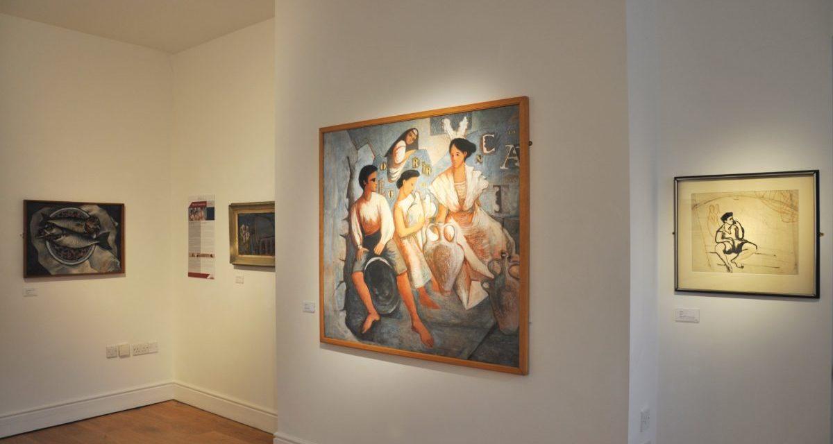 Storiel celebrate work of Bangor artist Brenda Chamberlain