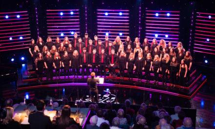 Bangor University choir reach Côr Cymru semi-final