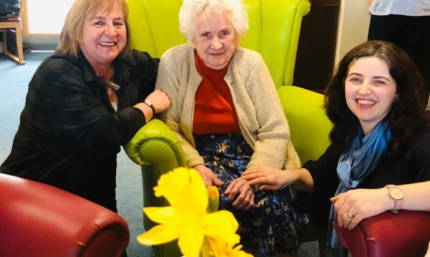 Welsh music CD will help people living with dementia