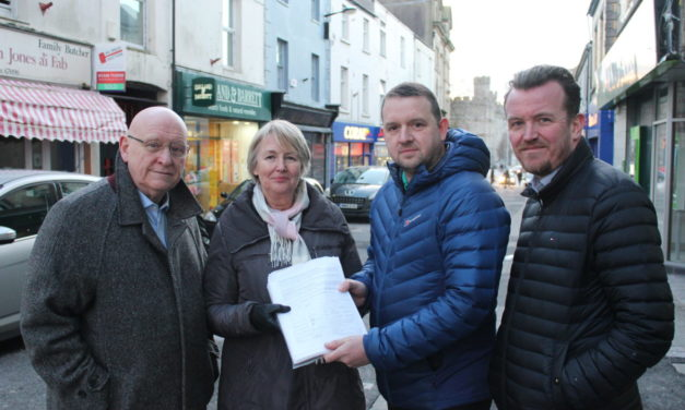 Calls for the Welsh Government to help small businesses