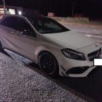 Speeding Bangor Mercedes seized twice in 24hrs