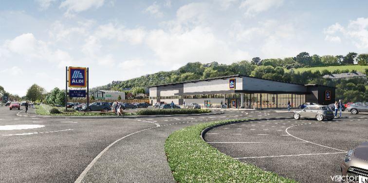 Consultation announced for new Aldi store in Bangor