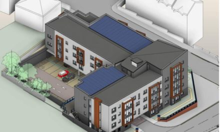 38 affordable apartments planned at former Bangor social club site
