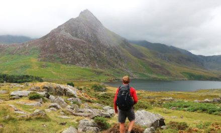 Athletes Ready for Snowdonia Slate Trail Ultra Marathon