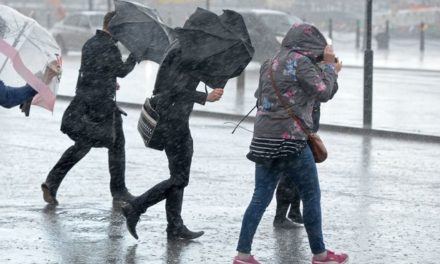 MET Office Warnings of 70mph Winds and Rain