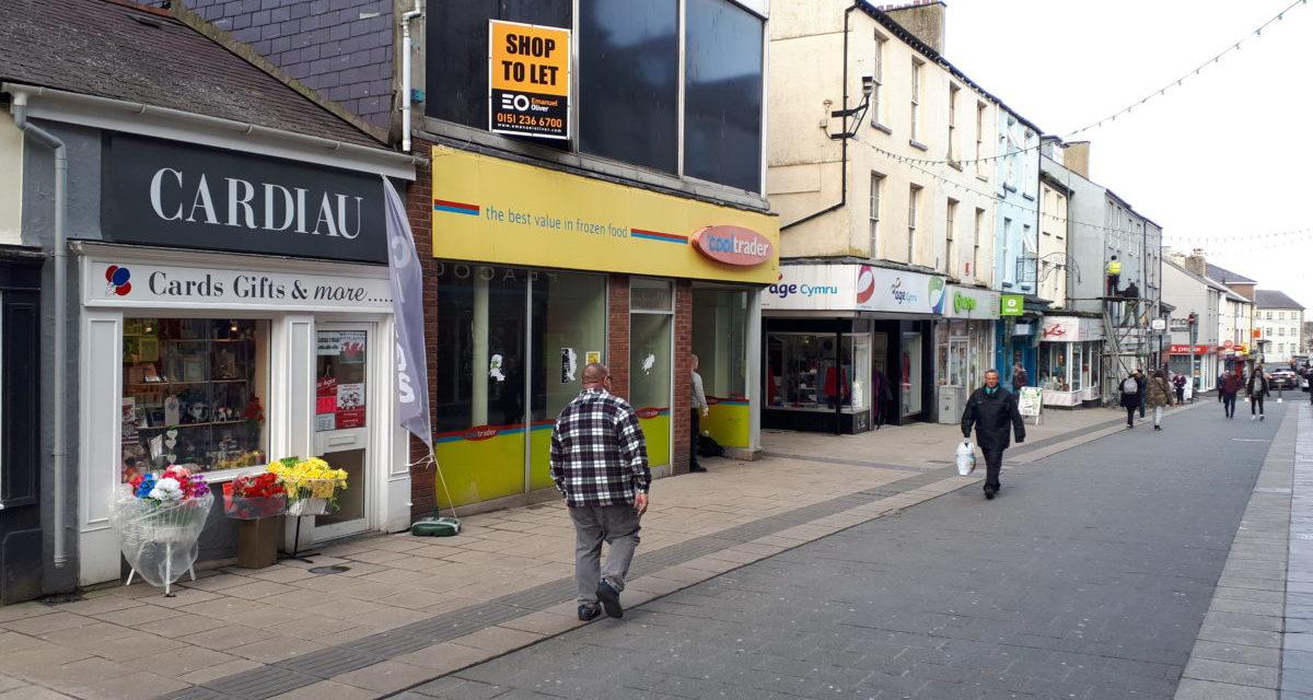 £2 million funding pot for Bangor city centre regeneration