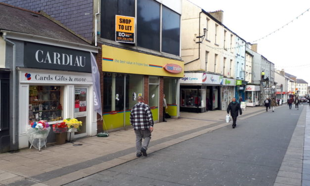 £2 million funding pot for Bangor city centre regeneration