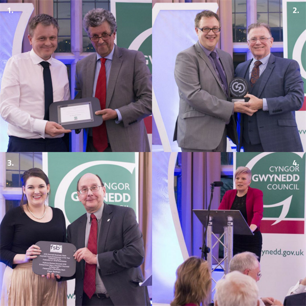 Local Businesses invited to enter the Gwynedd Business Awards