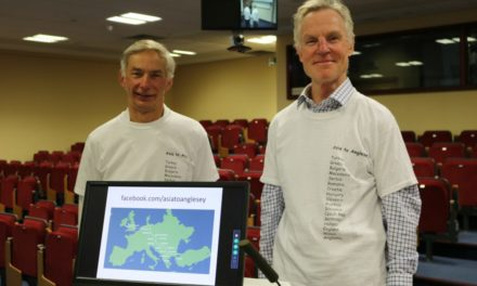 Doctors to cycle from Asia to Anglesey for charity