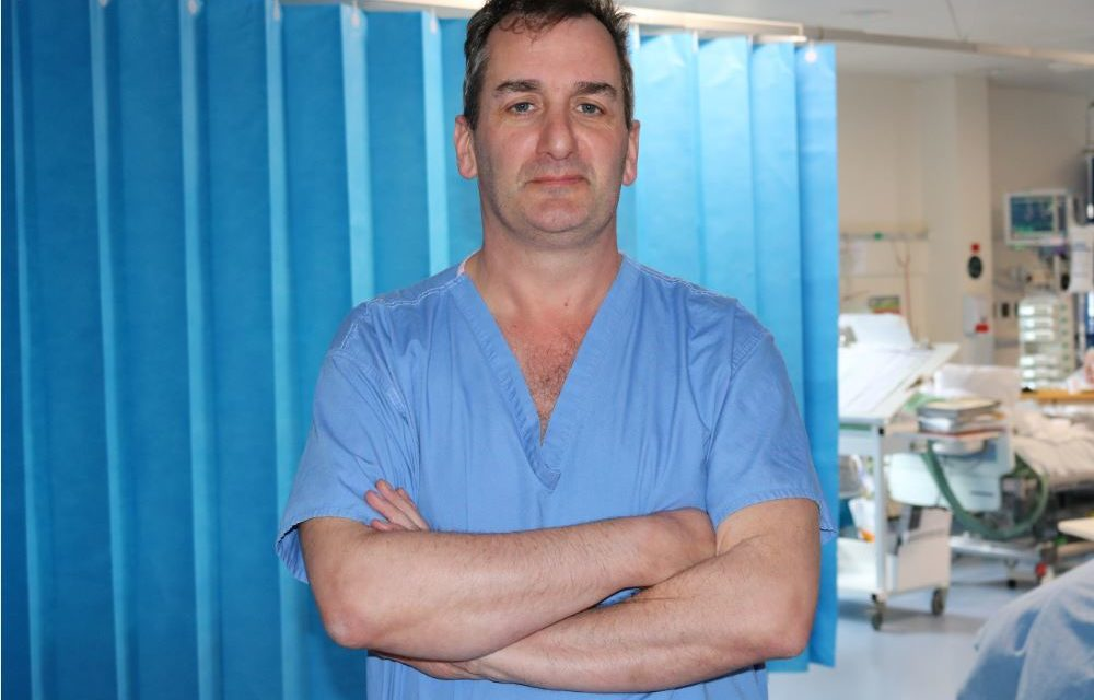 Ysbyty Gwynedd Doctor: Vaccinate against potentially life-threatening Flu virus