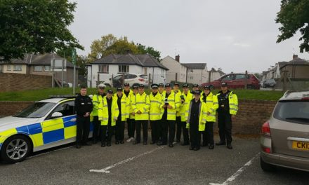 Applications open for North Wales Police Cadets
