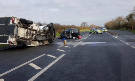 Accident closes Felinheli bypass for two hours