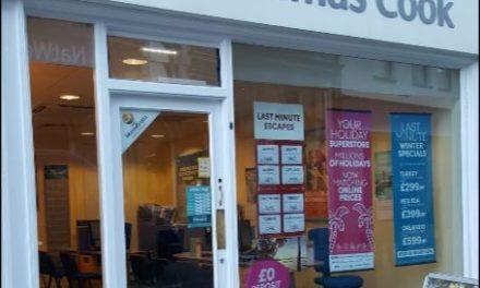 Bangor Thomas Cook safe as travel agent closes 21 stores