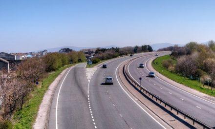 No planned A55 daytime lane closures until September