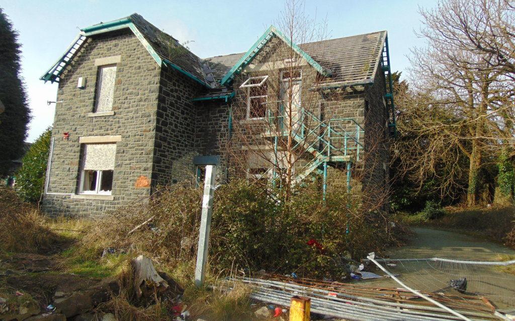 Bats halt Ysbyty Minffordd demolition plans
