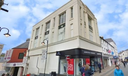 Residential units planned at former Burton store on Bangor High Street