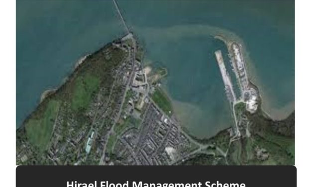 Meeting planned to discuss Hirael Coastal Defence Project