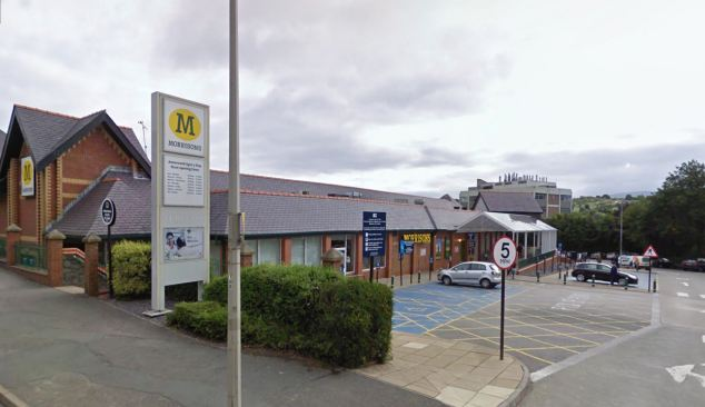 Police appeal after cars damaged at Bangor Morrisons