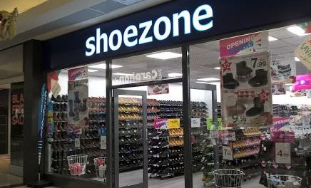 Man arrested after armed robbery at Bangor Shoezone store