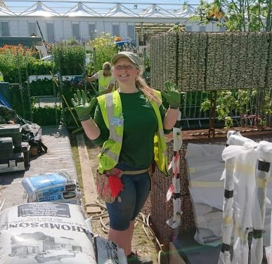 Bangor's Expertise helps win Gold at Chelsea Flower Show