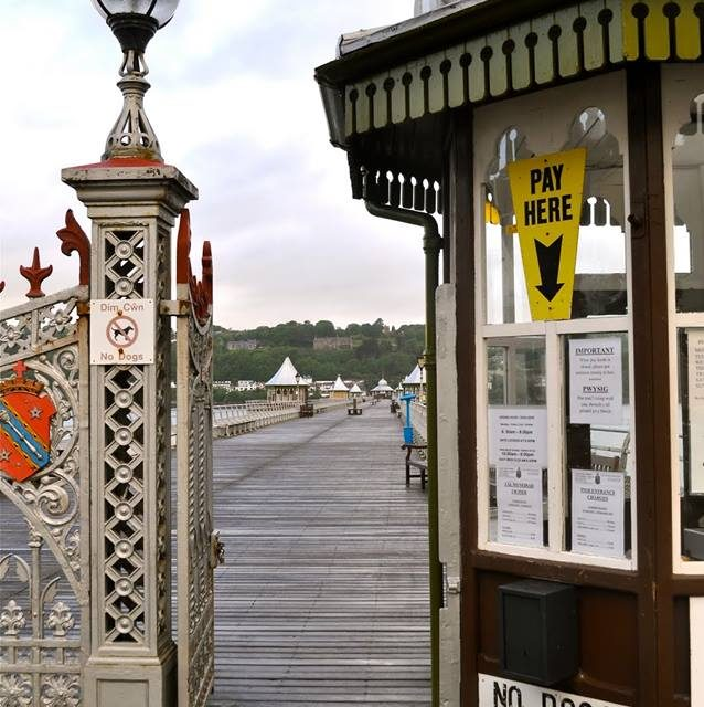 Dogs To Be Allowed on Bangor Pier