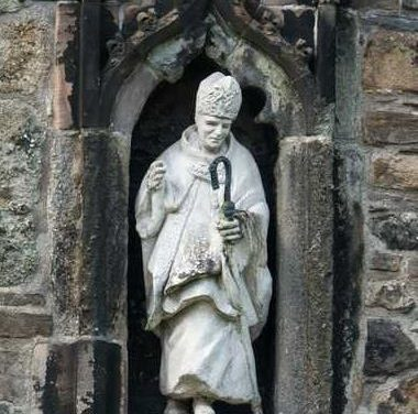 It's St Deiniol's Day Today – The founder of Bangor
