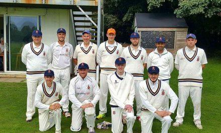 Cricket: Bangor Crowned Champions!