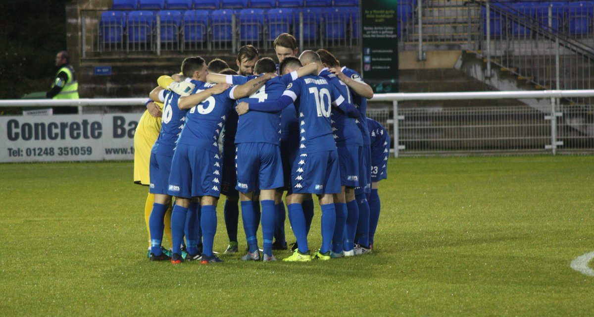 Bangor City To Feature on Tonight's Live S4C Game