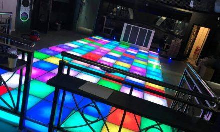 Cube Nightclub Opening