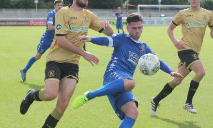 Welsh Premier League: Bangor City 1-0 Carmarthen Town