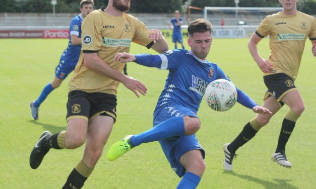 Welsh Premier League: Bangor City 1-0 Carmarthen Town