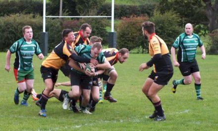 Bangor Rugby Club 18 – 17 Llangollen