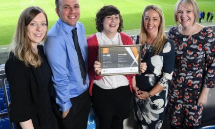 BCUHB Recognised for improving the use of Welsh in healthcare