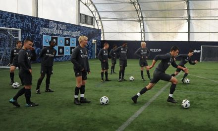 Bangor University team up with Manchester City to help young players maximise their potential