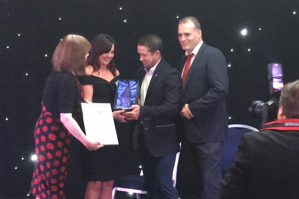 Rebecca Williams Receives Your Champion Award