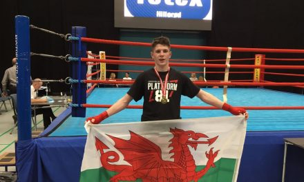 Bangor Boxer Connor Burns Wins Gold Medal in Denmark