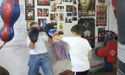 Maesgeirchen Boxing Club needs your vote for community cash award