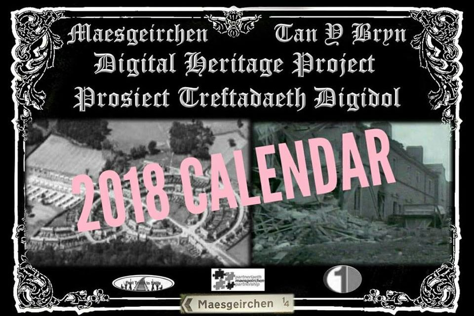 Maesgeirchen to launch its own 2018 Calendar