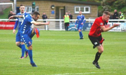 10-Man Bangor City lose 4-2 at Prestatyn Town