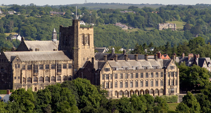 Report suggests new buildings have caused multi-million pound debt at Bangor University