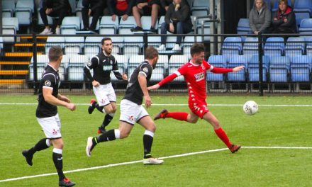 Dream Debut For Demetriou – As Bangor City Beat Bala